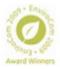 EnvronCom 2009 Award Winners badge